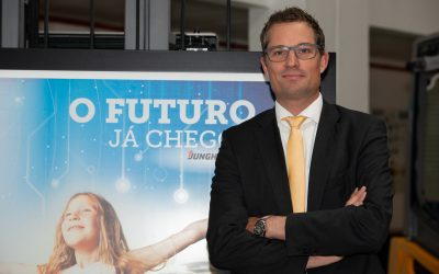 Jungheinrich celebra 20 anos em território nacional