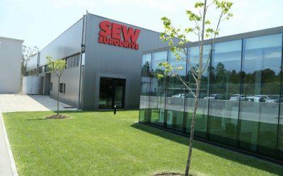 Sew-Eurodrive renova sistema de armazenagem com a VRC Warehouse Technologies