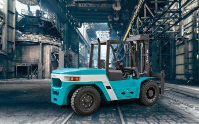 Baoli lança nova oferta de empilhadores para o mercado EMEA