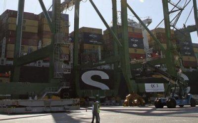 Greve dos estivadores provoca atrasos nos portos