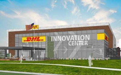 """DHL antecipa o """"futuro da logística"""""""
