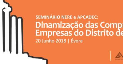 Empresas do distrito de Évora debatem importância das Compras