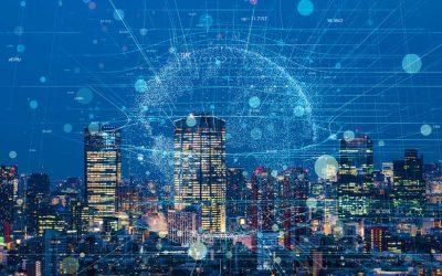 Rede para ligar pessoas, processos, coisas e informações