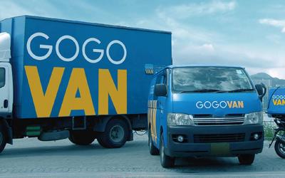 GoGoVan, a primeira startup multi-milionária