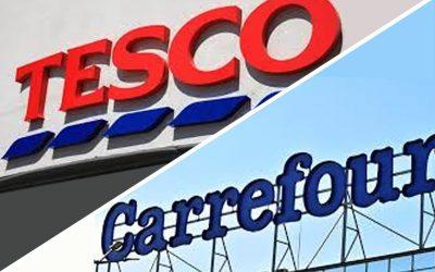Tesco e Carrefour: de concorrentes a aliados