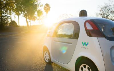 Walmart faz testes de última milha com autónomo da Google