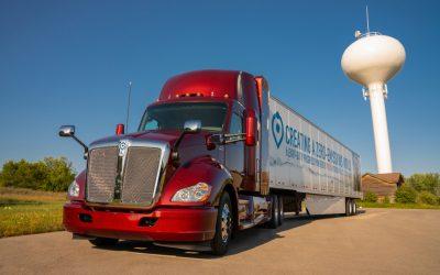 Segundo camião de hidrogénio da Toyota já se encontra em fase de testes