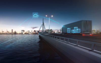 Bosch a pensar no futuro das mercadorias