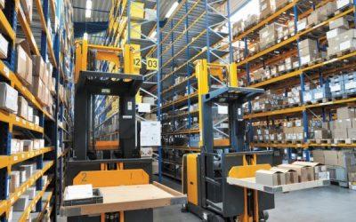 Jungheinrich expande rede de distribuição e assistência