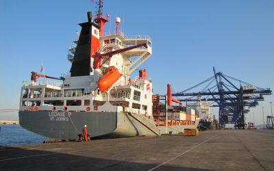 Transinsular alarga serviços para a África Ocidental