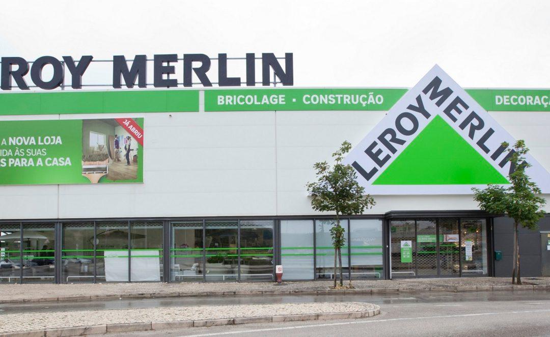 Leroy Merlin abre novo armazém na Mealhada