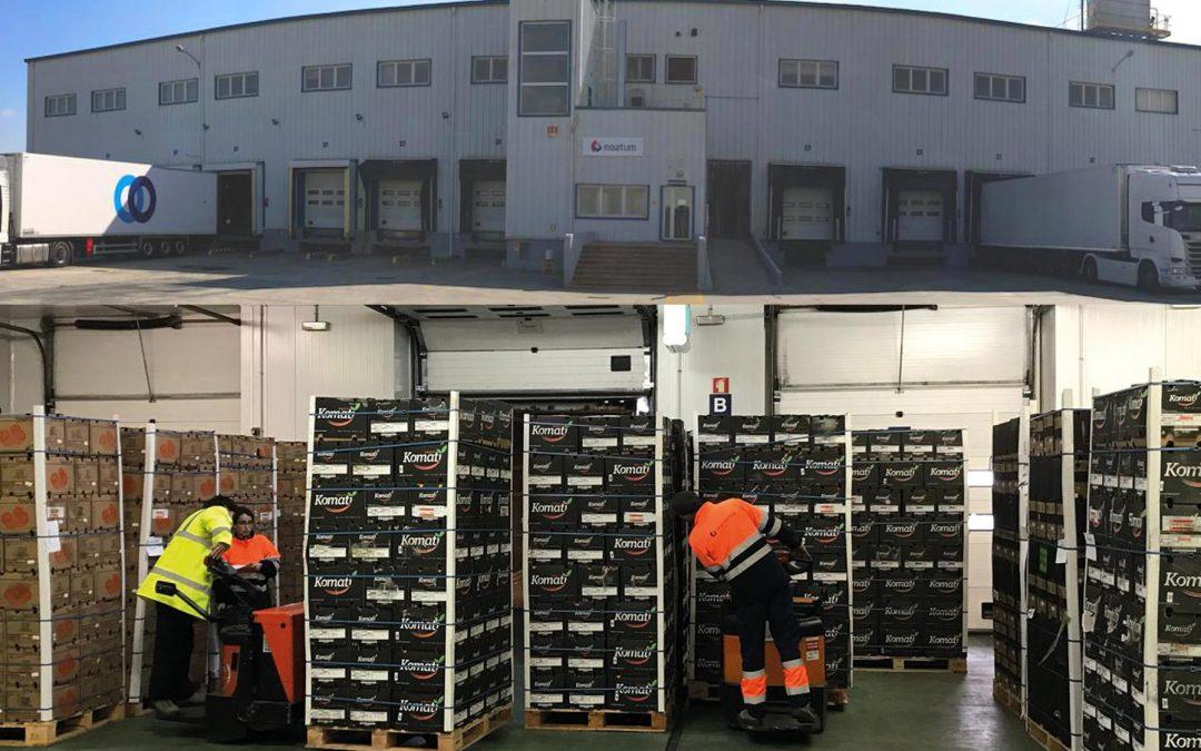 Marmedsa abre novo armazém em Lisboa