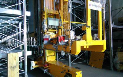 Consoveyo conclui armazém automático de congelados para Coldservice