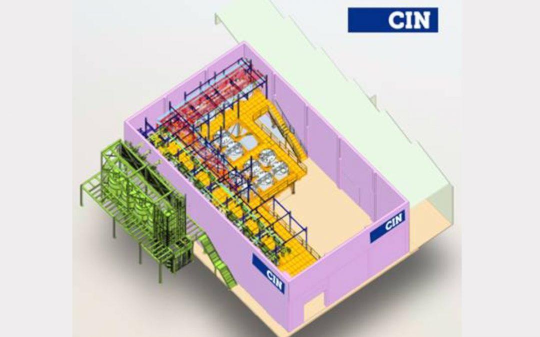 """CIN investe 7 milhões na primeira """"fábrica inteligente"""""""