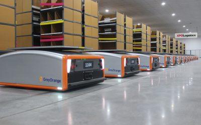 5000 robots colaborativos ao serviço da XPO Logistics