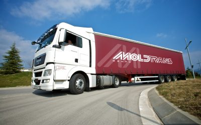 Moldtrans inaugura transporte terrestre entre Sevilha, Lisboa e Porto