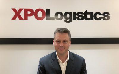 XPO Logistics tem novo Vice-Presidente de Vendas Estratégicas para a Europa