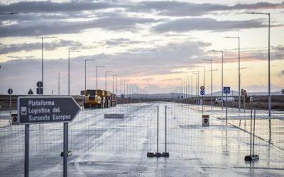 Construção do armazém da Monliz España em Badajoz já arrancou