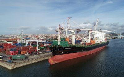 Porto de Leixões tem novo serviço para a África Ocidental