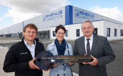 Grupo Rhenus abre nova delegação na Alemanha