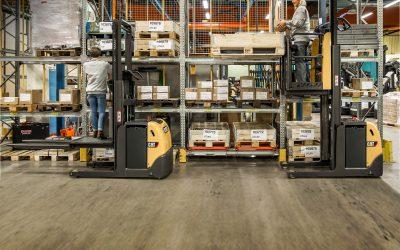 Alfaland distribui novo preparador de pedidos da CAT