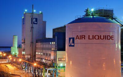 Air Liquide pretende reduzir emissões em 30% até 2025