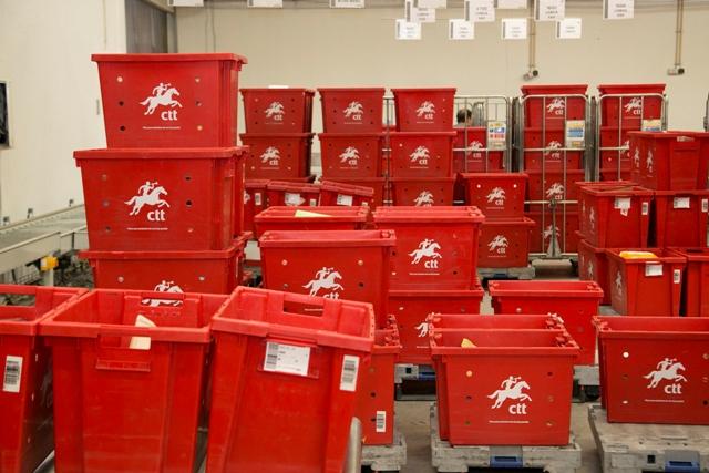 CTT investem 15 milhões de euros em equipamento postal