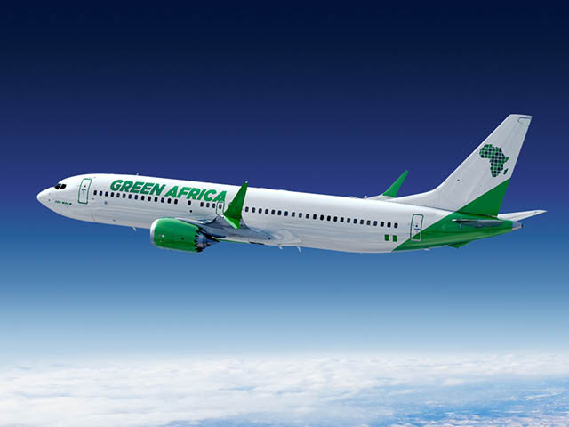 Green Africa Airways faz a maior encomenda de aviões para África à Boieng