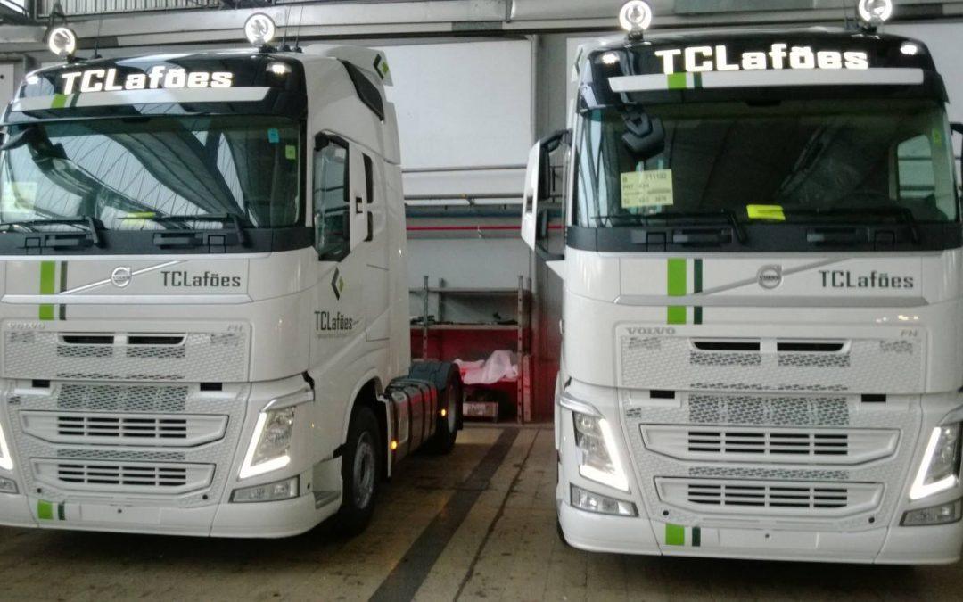 TC Lafões começa a operar com software aTrans e ERP Primavera