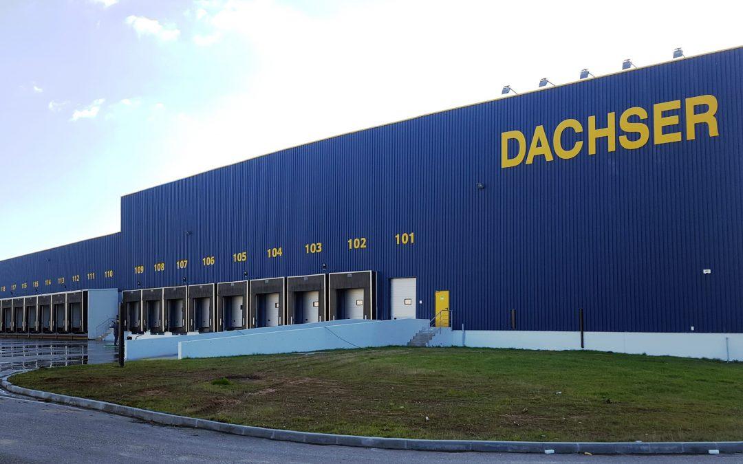 Dachser instala novo centro logístico em Coimbra