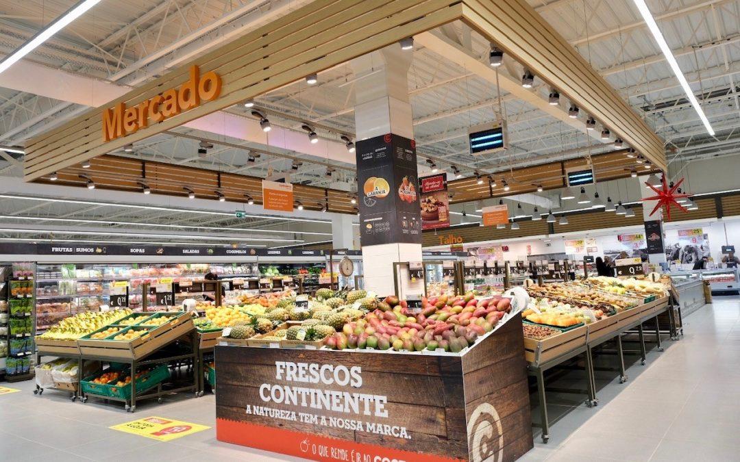 Continente adquire 10.000 toneladas de laranja do Algarve