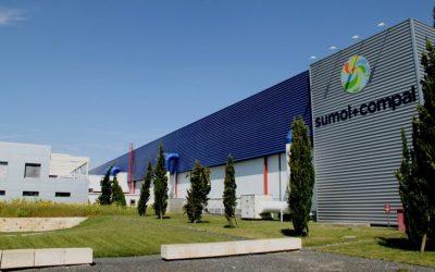 Sumol+Compal investe 25 milhões na expansão do centro logístico de Almeirim