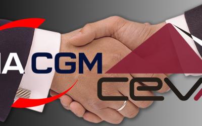 CMA CGM quer comprar a CEVA Logistics