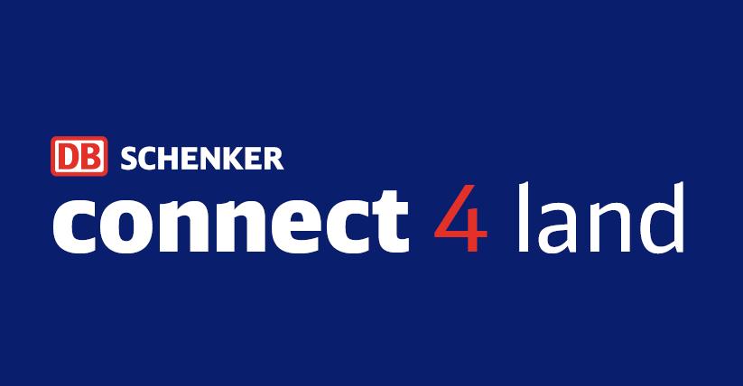 Connect 4 Land: Plataforma digital de reservas lançada pela DB Schenker