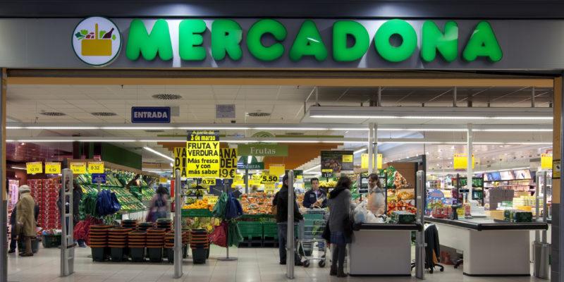Mercadona regista 88 milhões de euros em compras a fornecedores portugueses