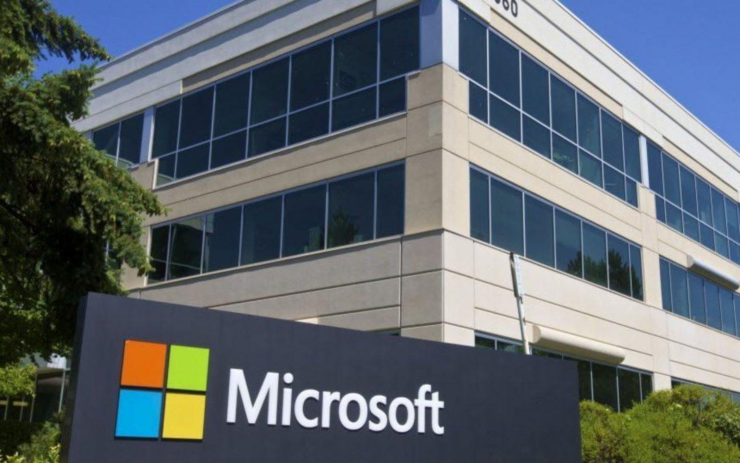 """Accenture distinguida pela modernização das operações de """"global procurement"""" da Microsoft"""