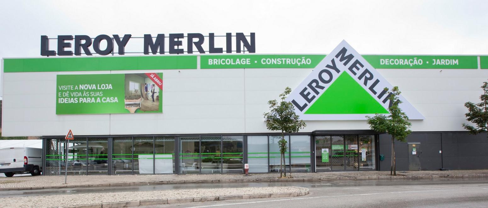 leroy merlin abre novo armaz m na mealhada supply chain magazine. Black Bedroom Furniture Sets. Home Design Ideas