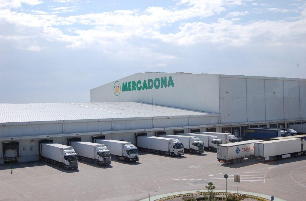 Mercadona planeia centro logístico para a região de Lisboa