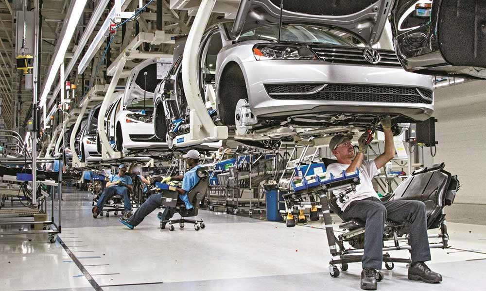 Autoeuropa com problemas no aprovisionamento de peças para motores