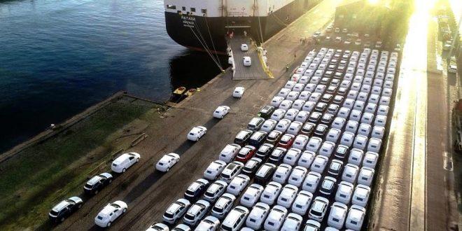 Leixões movimentou dois milhões de toneladas em Julho