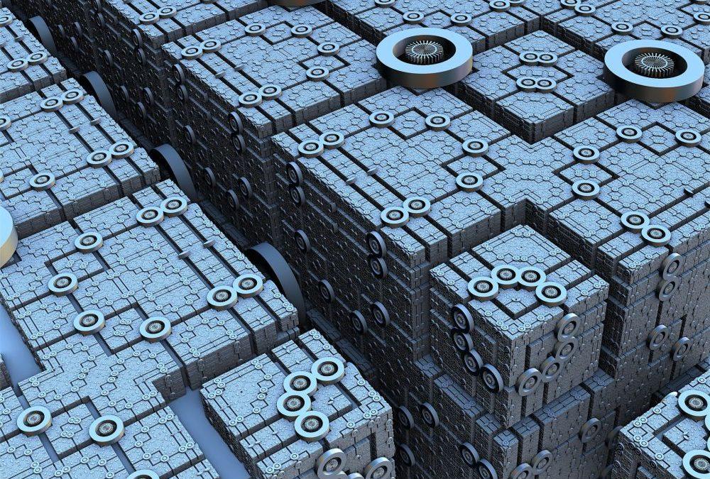 IPO moderniza gestão de compras através de blockchain e robótica