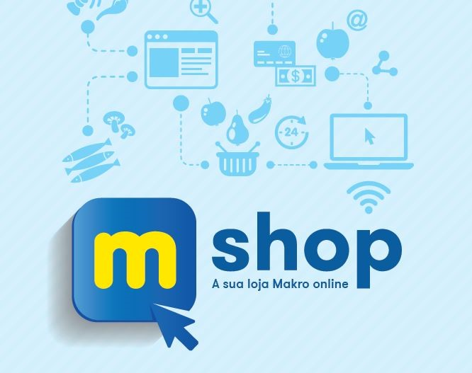 Makro lança plataforma de compras online