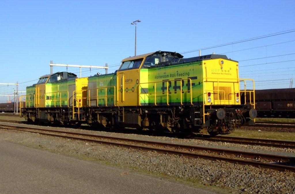 Comboio autónomo testado com sucesso na Holanda