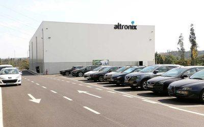 Investimento de 2 milhões em nova unidade da Altronix na Trofa