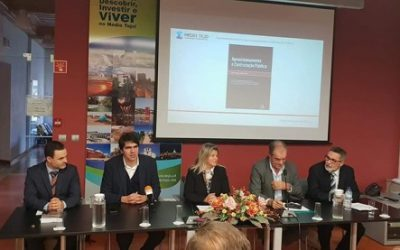 Pedro Almeida e António Cúrdia lançam livro 'Aprovisionamento e Contratação Pública'