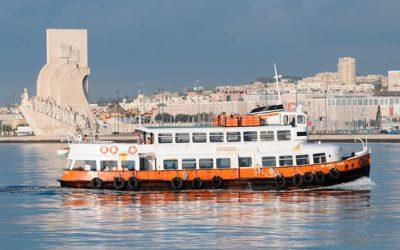 Concurso para aquisição de navios da Transtejo decorre na VORTAL