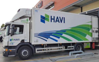 HAVI reduz pegada ecológica através de parceria com a AddVolt