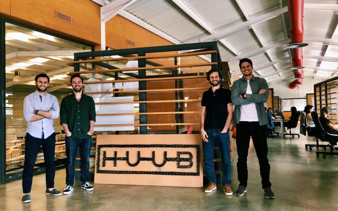HUUB regista ano de sucesso e já faz planos para o futuro