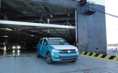 Terminal Ro-Ro do porto de Setúbal efectua primeiro transshipment