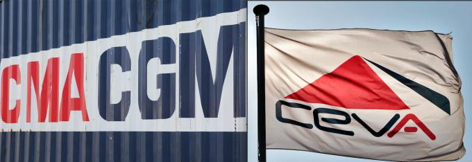 CMA CGM completa aquisição da CEVA Logistics